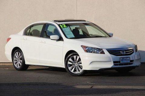 Used Honda Accord 4dr I4 Auto EX