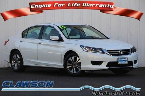 Used Honda Accord 4dr I4 CVT LX