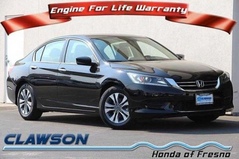 Used Honda Accord 4dr I4 CVT LX PZEV