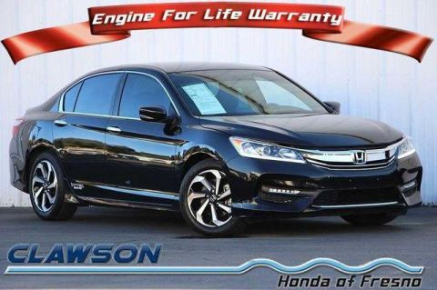 Pre-Owned 2017 Honda Accord Sport CVT FWD 4dr Car