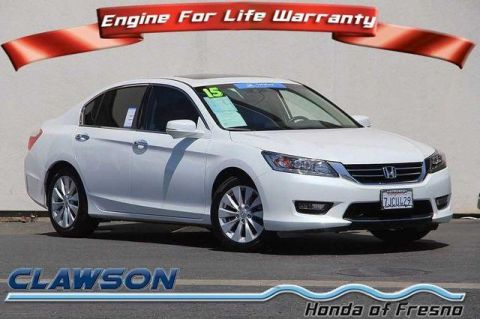 Certified Used Honda Accord 4dr V6 Auto Touring