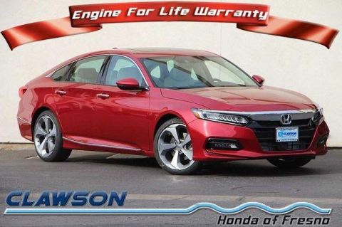 New Honda Accord Touring CVT