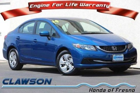 Used Honda Civic 4dr Man LX