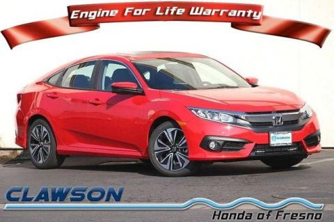New Honda Civic EX-T CVT