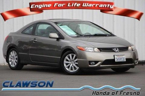 Used Honda Civic 2dr MT EX
