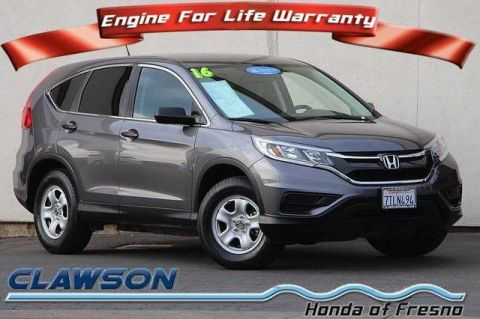 Certified Used Honda CR-V 2WD 5dr LX
