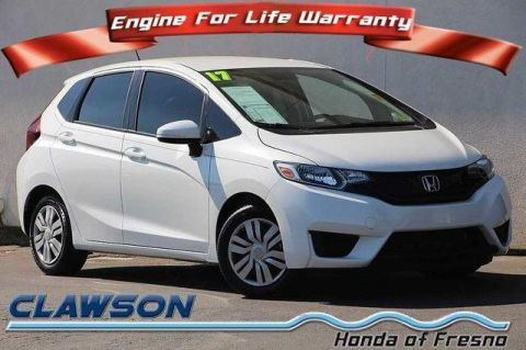Used Honda Fit LX Manual