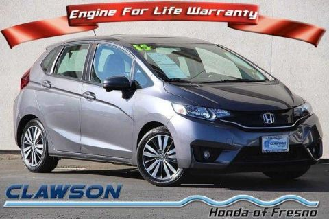 Used Honda Fit 5dr HB Man EX
