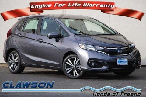 New Honda Fit EX-L CVT w/Navi