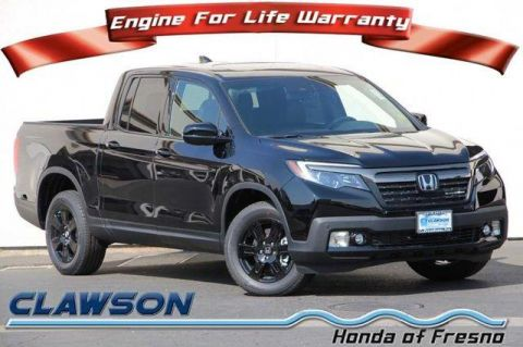 New Honda Ridgeline Black Edition AWD