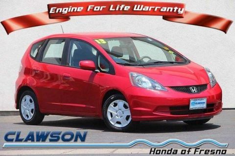 Used Honda Fit 5dr HB Man