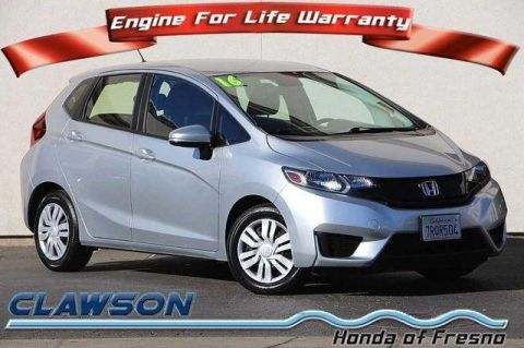 Used Honda Fit 5dr HB CVT LX