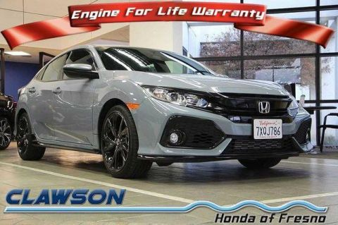 Used Honda Civic Hatchback Sport CVT
