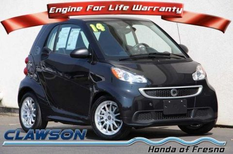 Used smart fortwo electric drive 2dr Cpe Passion