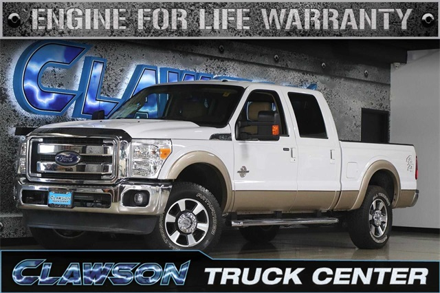 Pre-Owned 2013 Ford F-250SD Lariat