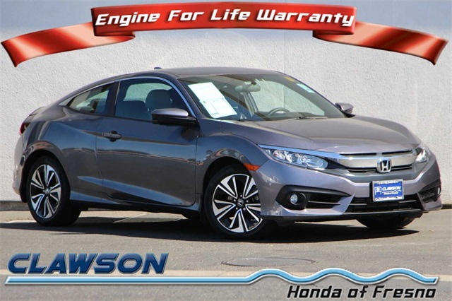 Pre-Owned 2016 Honda Civic EX-T