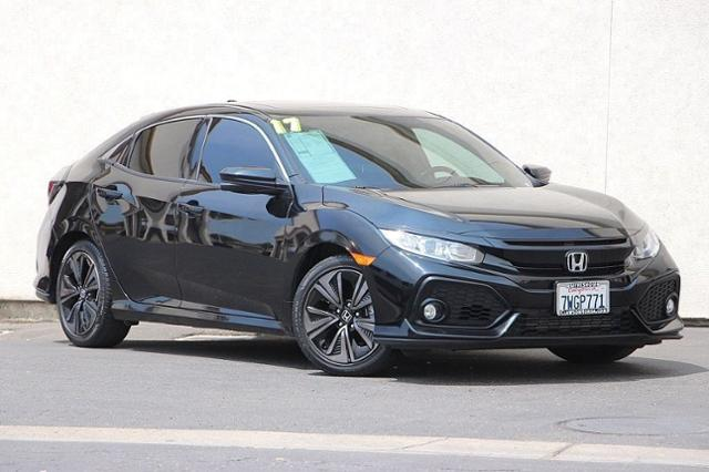 Pre Owned 2017 Honda Civic Ex