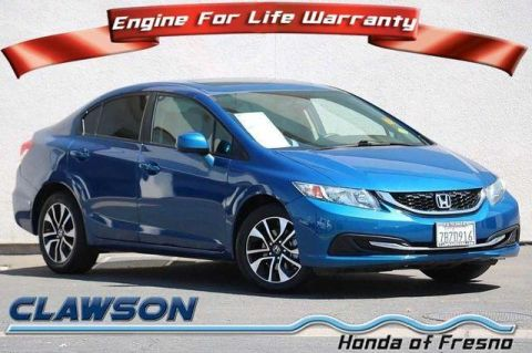 Pre-Owned 2013 Honda Civic 4dr Auto EX