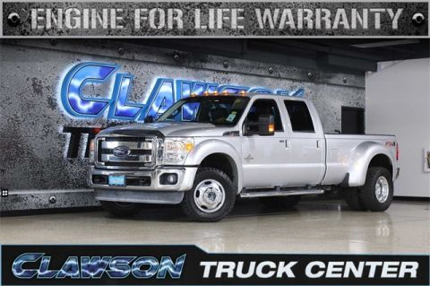 Pre-Owned 2012 Ford F-450SD Lariat