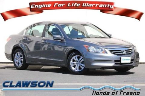 Pre-Owned 2012 Honda Accord LX Premium
