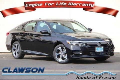 New 2018 Honda Accord EX CVT
