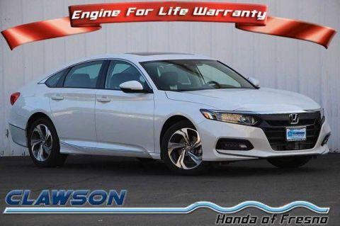 New 2018 Honda Accord EX-L CVT
