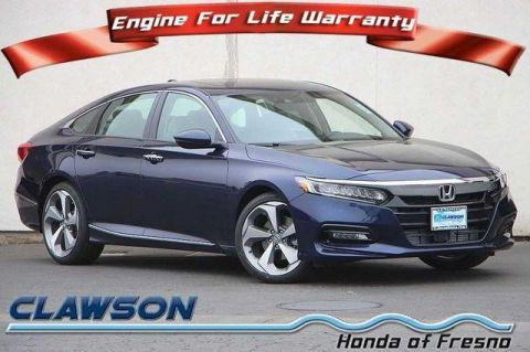 New 2018 Honda Accord Touring CVT
