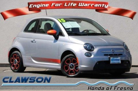 Pre-Owned 2015 FIAT 500e 2dr HB BATTERY ELECTRIC