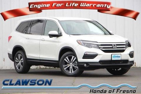 New Honda Pilot In Fresno Clawson Honda - Pilot mountain car show 2018