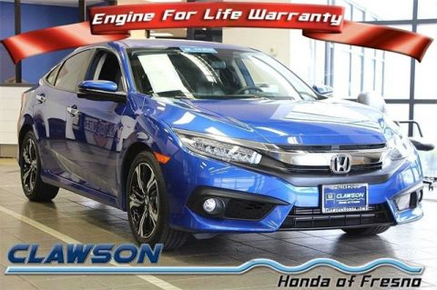 Certified Pre-Owned 2018 Honda Civic Touring