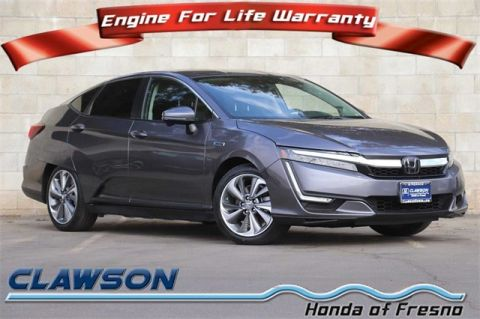 Certified Pre-Owned 2018 Honda Clarity Plug-In Hybrid Base