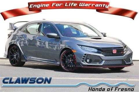 New 2018 Honda Civic Type R Touring